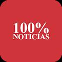 100% Noticias icon