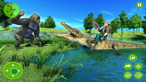 Jungle Lost Island - Jungle Adventure Hunting Game 3 3