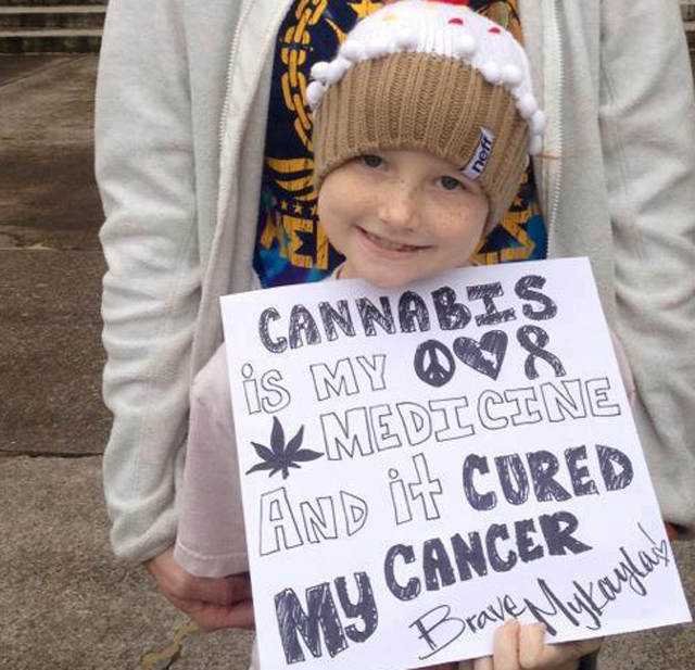 cannabis and kids