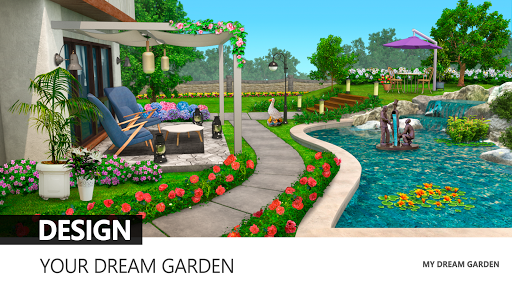 Home Design My Dream Garden 1 21 0 Apk Mod Unlimited Money Download