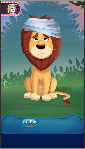 jungle animals doctor kids games android2mod screenshots 2