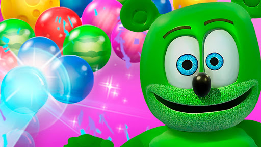 Gummy Bear Bubble Pop - Kids Game apktram screenshots 1