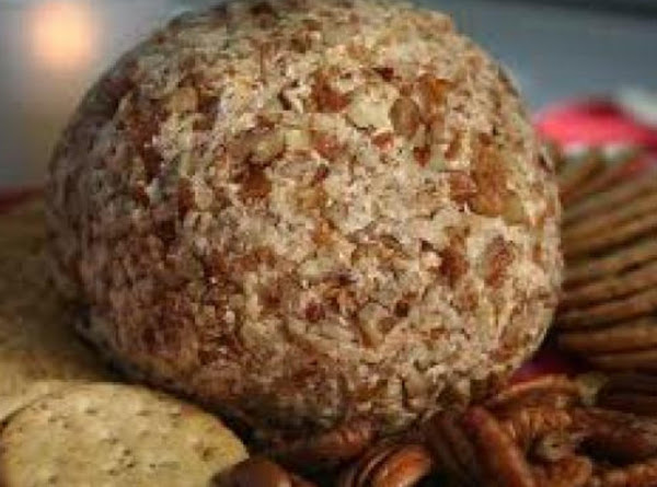 Easiest Ever Cheese Ball Recipe