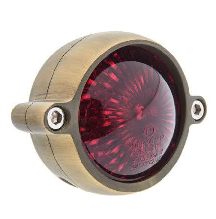 Eldorado Tail Light - LED - Brass