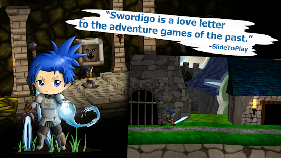 Swordigo Screenshot