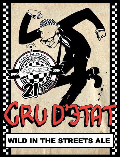Logo of Ska Cru D'Etat