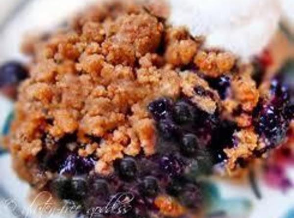 Blueberry Dream Delight Recipe