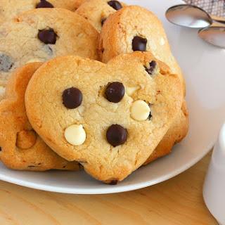 Air Fryer Shortbread Heart Cookies Recipe
