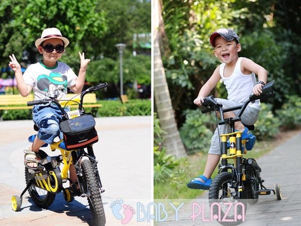 Xe đạp trẻ em Royalbaby B-3 5