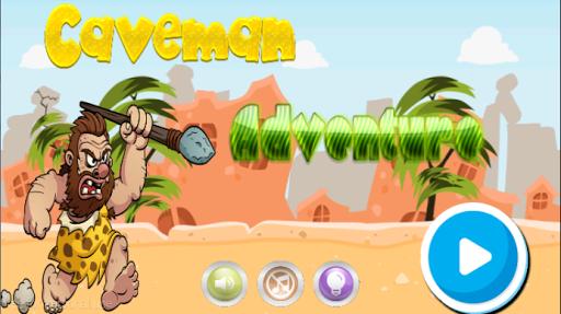 Caveman Run Adventure