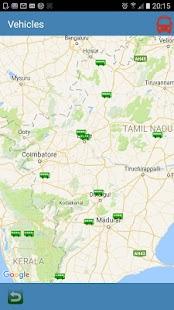 iGateway Enterprise GPS - náhled