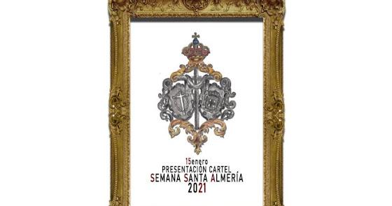 Semana Santa 2021: un cartel sin imágenes sacras para un año sin procesiones
