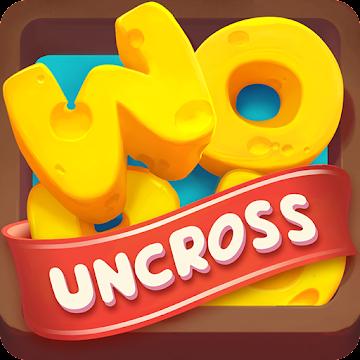 Word Cheese - Word Uncross