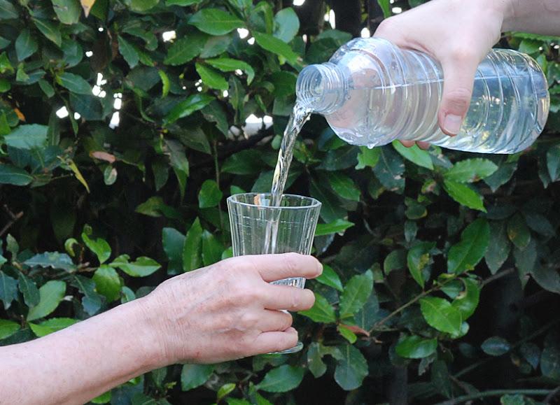 un bicchiere di acqua di mauriziosettimi