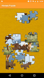 Horse Puzzle - náhled