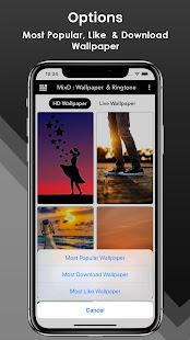 Download Full MixD : Wallpaper & Ringtone 2.0 APK