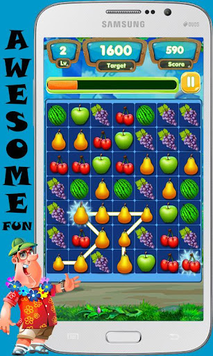 Fruit Angry - Best Casual Game