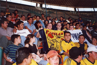 Photo: Aguilas vs. Pumas