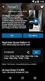 Regal Cinemas Screenshot 3