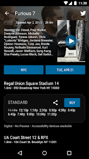 Regal Cinemas- screenshot thumbnail