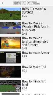 Videos For Minecraft Game Free Apps Bei Google Play - Minecraft endergames spielen