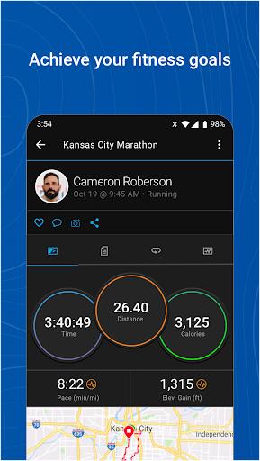 Garmin Connect™ screenshot 8