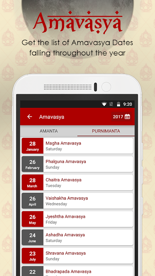 Hindu Calendar, Kundli Making and Kundali Matching- screenshot