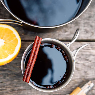 Campfire Mulled Wine.