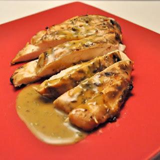 Grilled Honey Mustard Chicken