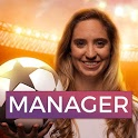 Women's Soccer Manager - Football Manager Game icon