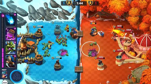Castle Creeps Battle 1.11.1 {cheat|hack|gameplay|apk mod|resources generator} 5