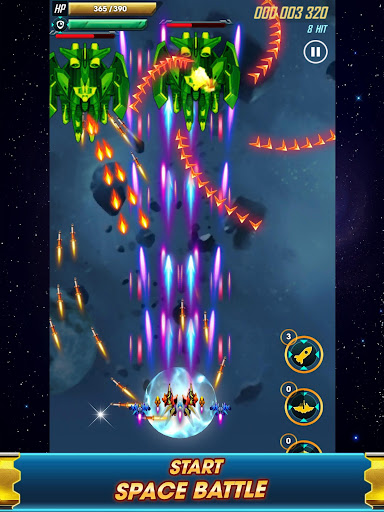 Space squadron - Galaxy Shooter 2.5 13