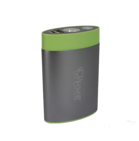 HME Hand Warmer USB Flashlight