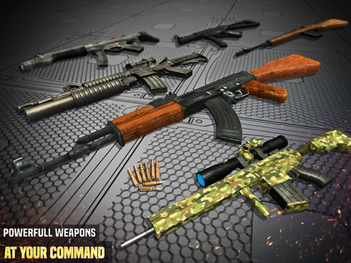 Combat Shooter: Critical Gun Shooting Strike 2020 filehippodl screenshot 12