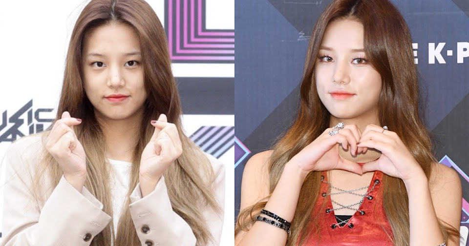 laboum solbin makeup free