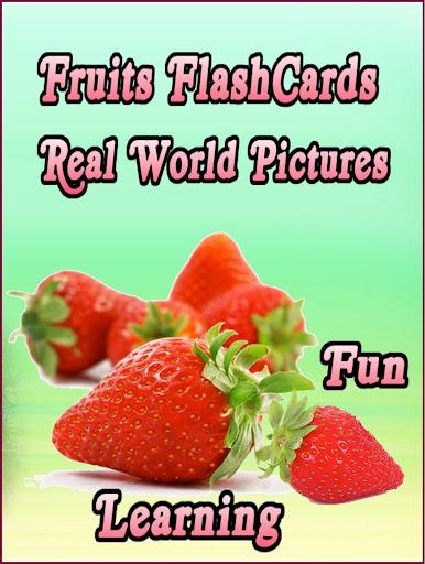 Fruits - Smart Flashcards Free