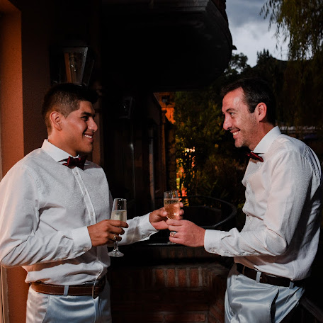 Wedding photographer Nicolás Guantay (nicoguantayph). Photo of 06.01.2018