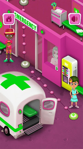 Doctor Games For Girls - Hospital ER 8.5 screenshots 4