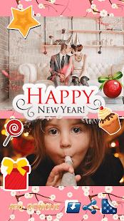 Nový Rok 2017 Foto Rámečky - náhled
