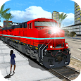 Modern Train: Racing Drive 3D