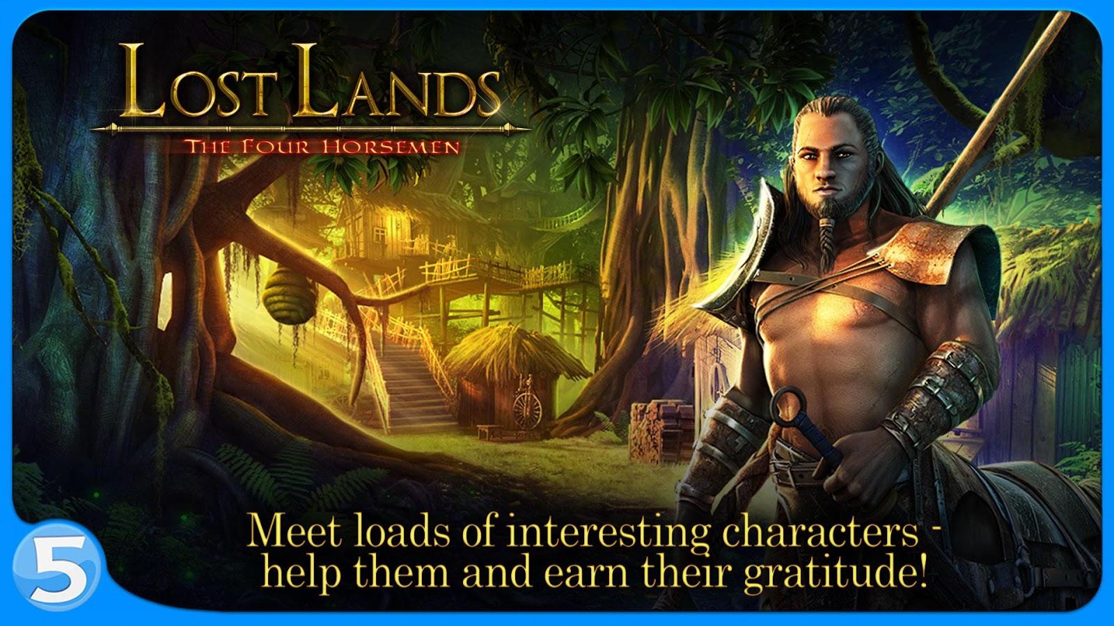 Lost Lands 2 (Full)- tangkapan layar