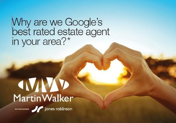 Why are we Google's Best-rated Estate Agent in the Area?