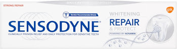 Sensodyne Repair and Protect Whitening Toothpaste - 75ml