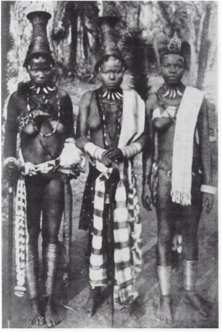 role of women children family in igbo society
