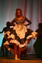 Photo: Apresentação dos Professores, Flamenco - Symone