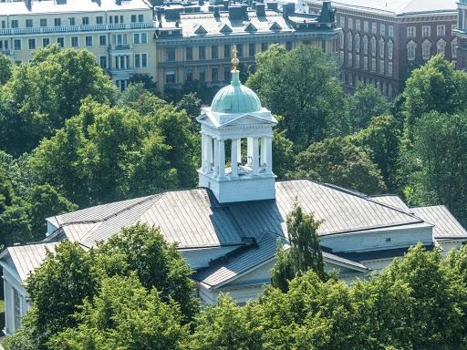 helsinki-chapel.jpg - A chapel in central Helsinki.