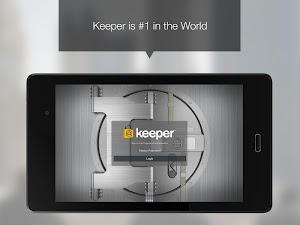 6 Keeper® Password Manager App screenshot