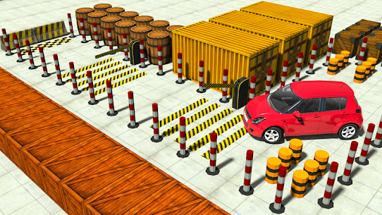 Advance Car Parking Game: Car Driver Simulator 5