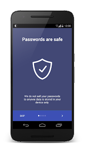 Keepy - Save Social Passwords , Notes , Webpages - náhled