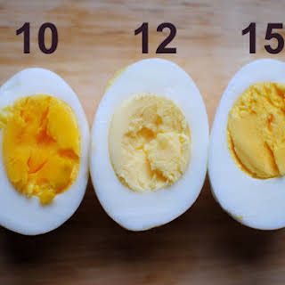 How to Make Hard Boiled Eggs.
